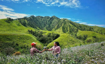 Taman Galuh, Destinasi The Highland Paradise